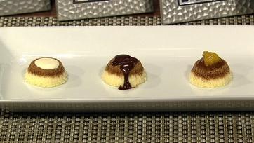 Carla Hall\'s Mini Cheesecakes