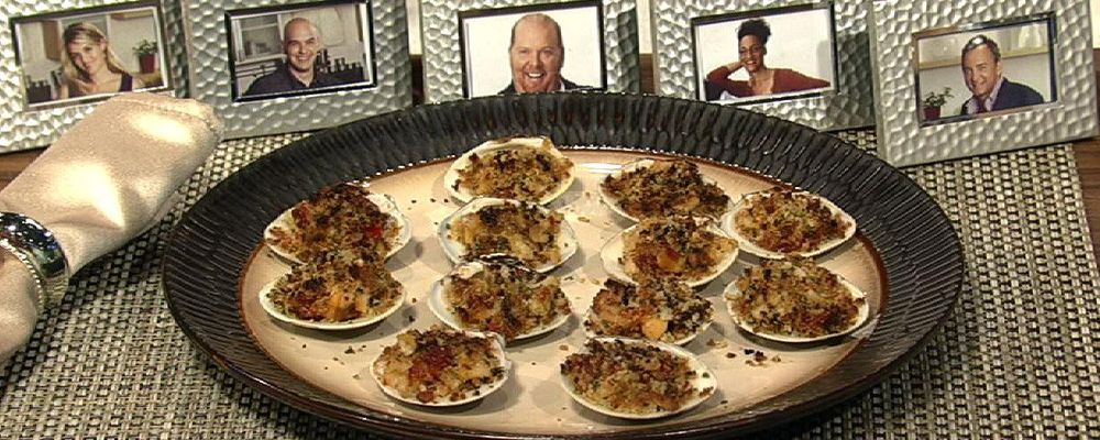 Clinton Kelly\'s Clams Casino