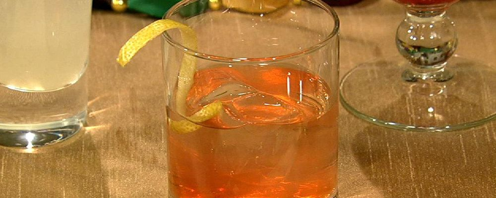 Clinton Kelly\'s Sazerac