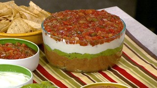 Mexican 5-Layer Dip