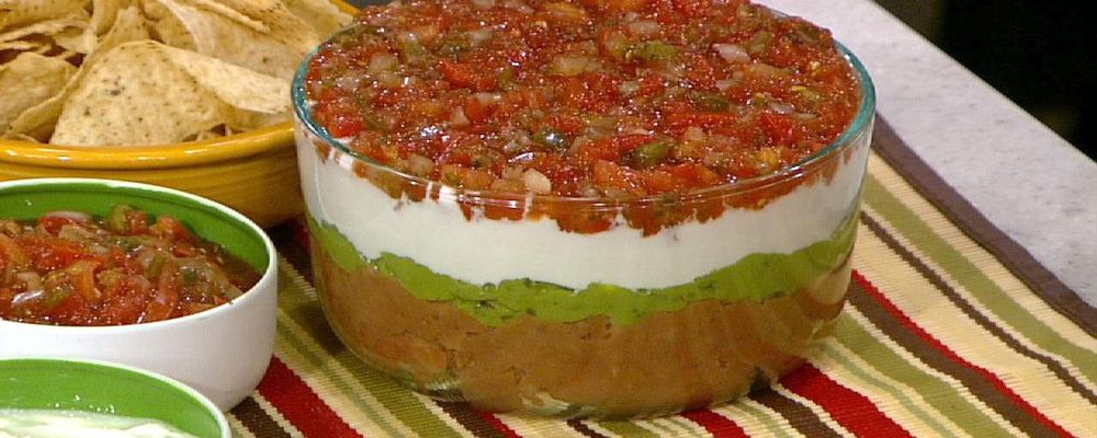 The Chew | Mexican 5-Layer Dip - ABC.com