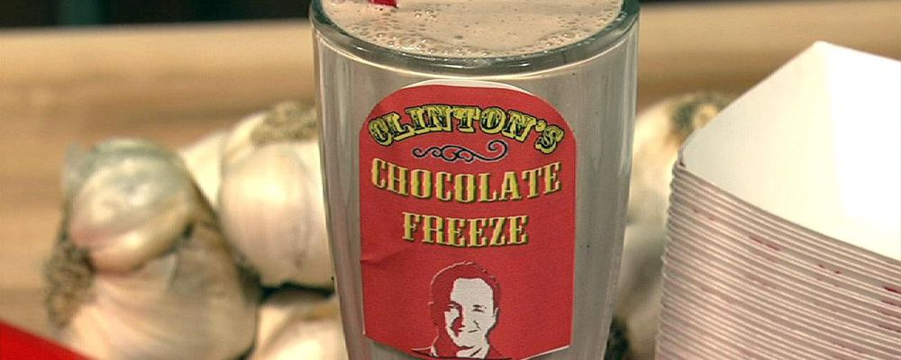 Clinton Kelly\'s Chocolate Freeze