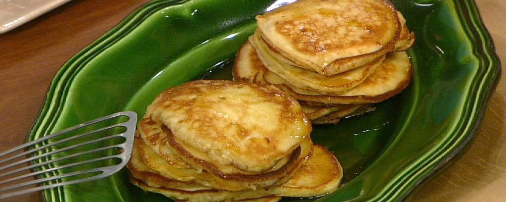 Bruce Paltrow\'s World-Famous Pancakes