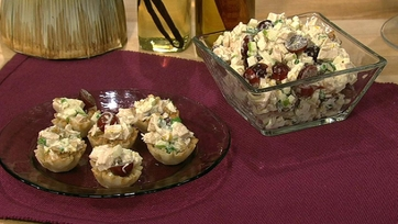Clinton Kelly\'s Waldorf Salad with Chicken