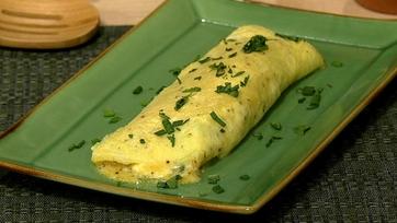Michael Symon\'s Herb Omelette