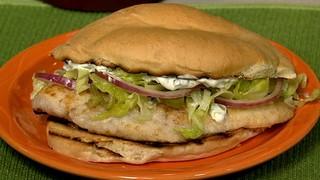 Turtle bay fish sandwich recipe the chew for Mario go fish