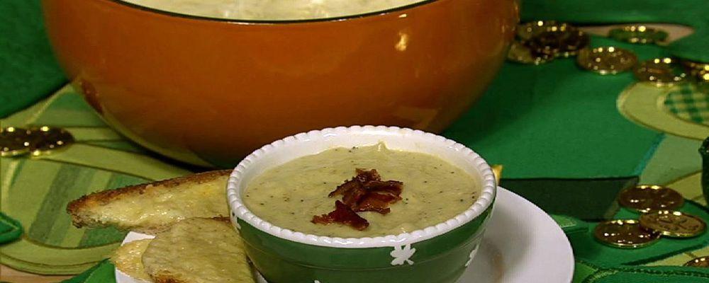 Irish Potato and Leek Soup