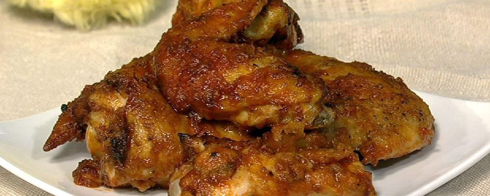 Blue Cheese Buffalo Wings