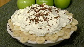 10 Gallon Banoffee Pie