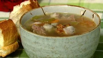Nana\'s Meatball Soup