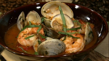 Pike Place Market Seafood Stew