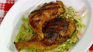 Coffee Barbecue Chicken