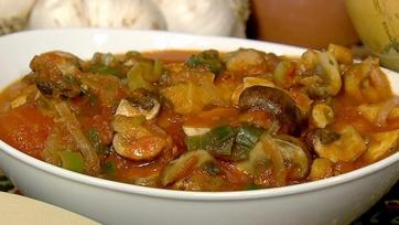 Mario Batali\'s Pugliese Mushroom Hodgepodge