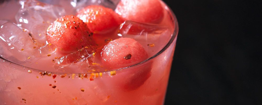 Maya\'s Watermelon Margarita