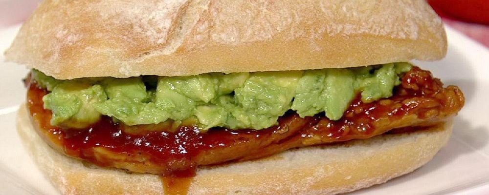 David Gordon\'s Summer California Chicken Sandwich