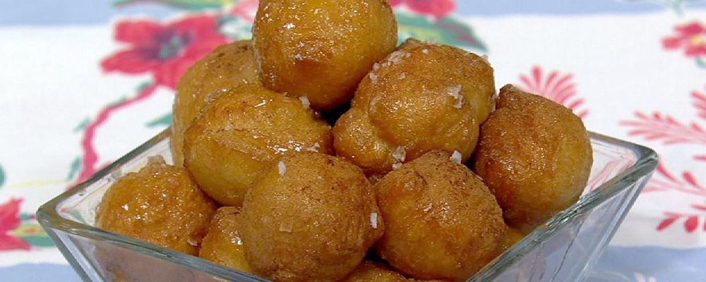 Greek Donut Holes