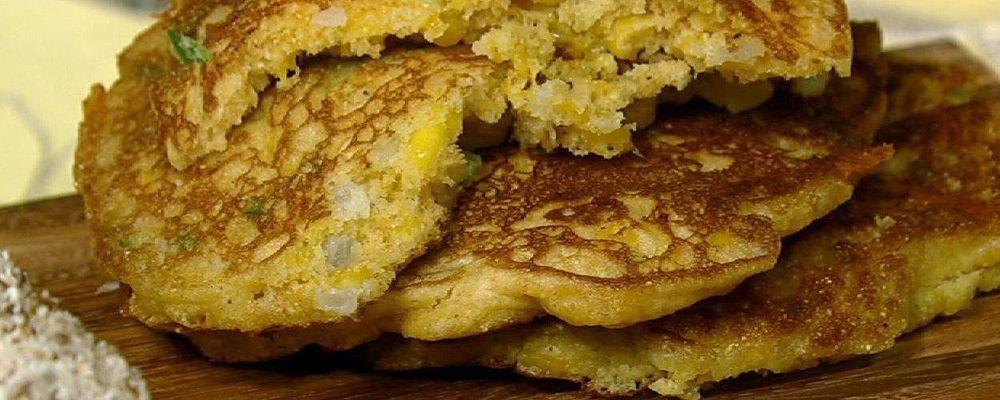 Daphne Oz\'s Corn Cakes
