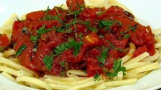 Mama T\'s Puttanesca Sauce
