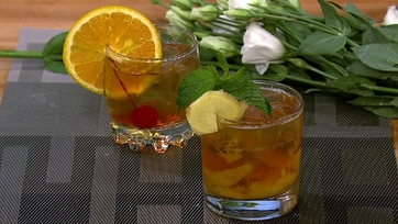 Old-Fashioned Cocktail