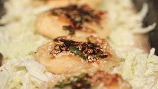 Ming Tsai\'s Smashed Shrimp Shumai with Dim Sum Dipper