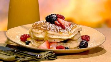 Ruth Sottile\'s Lemon Ricotta Pancakes