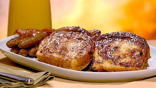 Leo and Benno\'s Cinnamon Swirl French Toast