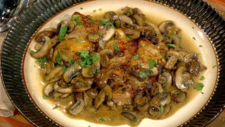 Michael Symon\'s Chicken Marsala