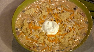 Trisha Yearwood\'s Chicken Tortilla Soup