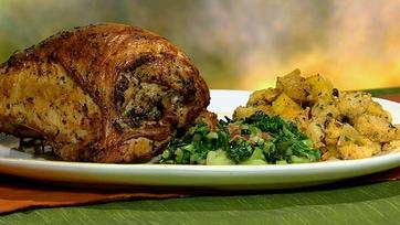 Marcus Samuelsson\'s Herb-Roasted Turkey Breast