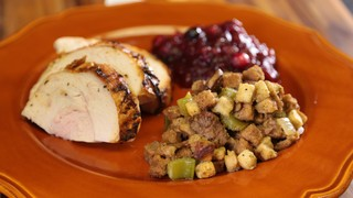 Antoinette\'s Thanksgiving Stuffing