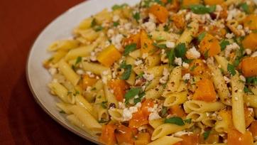 Derek\'s Butternut Squash Pasta