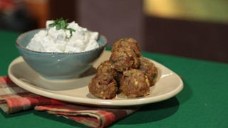 Daphne Oz\'s Spiced Lamb Meatballs