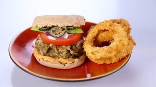 Daphne Oz\'s Lentil Burger