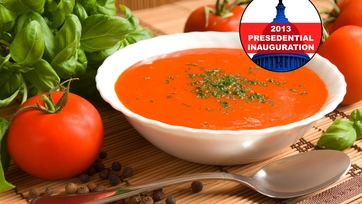 The Chew\'s Creamy Tomato Soup