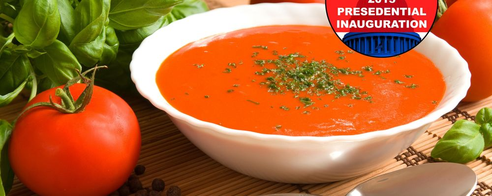 The Chew\'s Creamy Tomato Soup