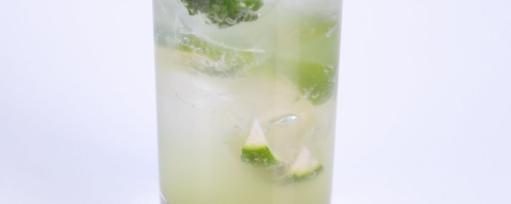 Carla Hall\'s Ginger Lime Zinger