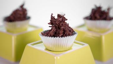 Daphne Oz\'s Chocolate Peanut Butter Haystacks