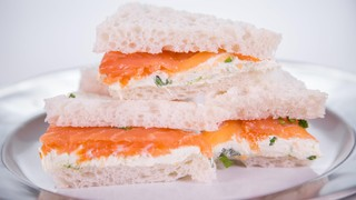 Clinton Kelly\'s Lox Sammies