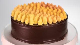 Chocolate Ganache Glaze