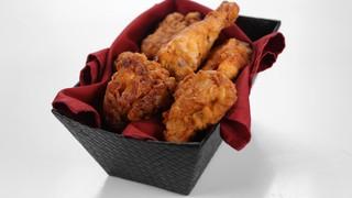 Michael Symon\'s Hot Sauce Fried Chicken