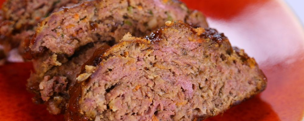 Donna Parry\'s Grandma\'s Surprise Meatloaf