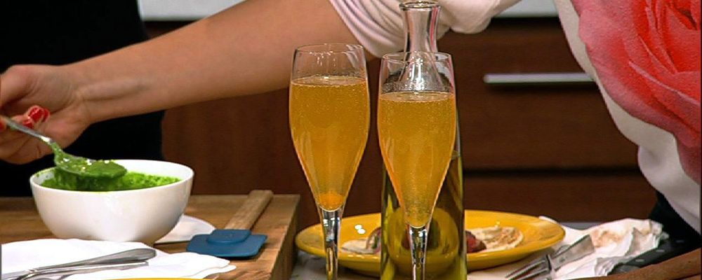 Michael Lomonaco\'s Calypso Cocktail