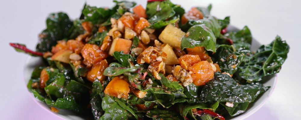 Archi\'s Acres Kale Hero Salad