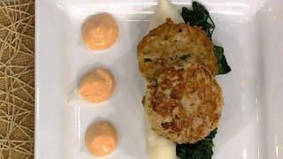 Tiphani White\'s Easy Salmon Cakes