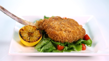 Fabio Viviani\'s Fried Veal Cutlets