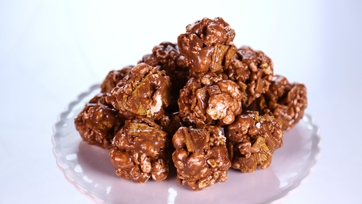 Carla Hall\'s Popcorn Balls