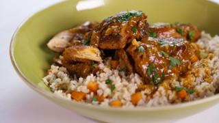 Stewed Chicken and Gravy