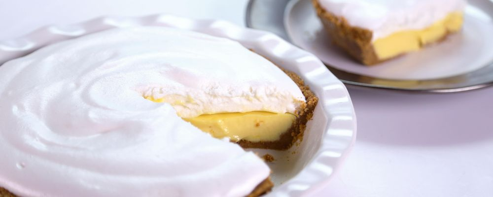 Carla Hall\'s Decadent Key Lime Pie
