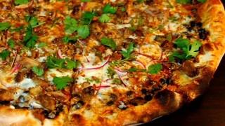 Pizza Brain\'s Esteban Destino Pizza