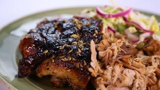Mario Batali\'s Braised Pork Belly
